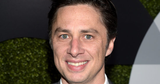 Zach Braff's Voicemail Greeting Was Recorded By God Himself