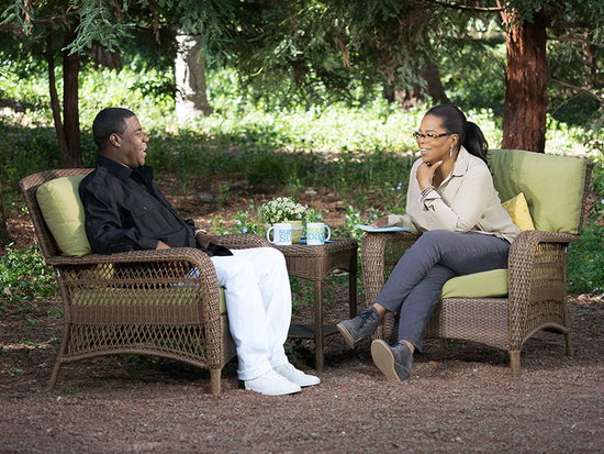 Tracy Morgan Will Sit Down with Oprah Winfrey for Super Soul Sunday
