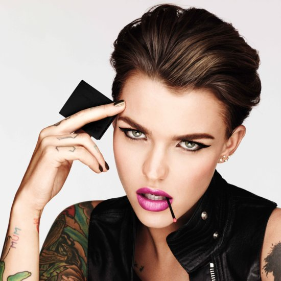 Ruby Rose Is the New Face of Urban Decay