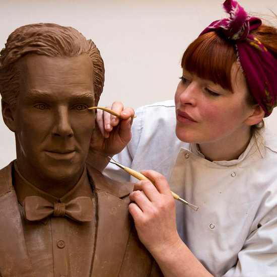 Where to Buy Benedict Cumberbatch Chocolate Bunnies (Video)