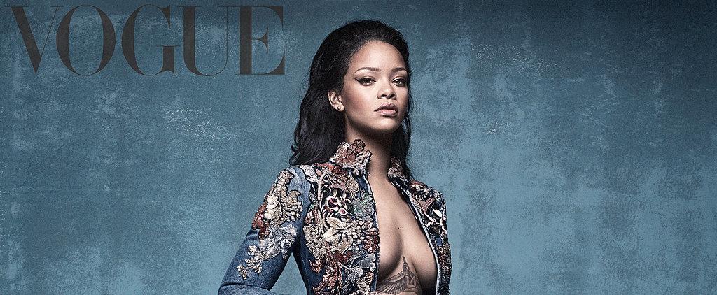 Shop Every Denim Manolo Blahnik Shoe From Rihanna's New Line
