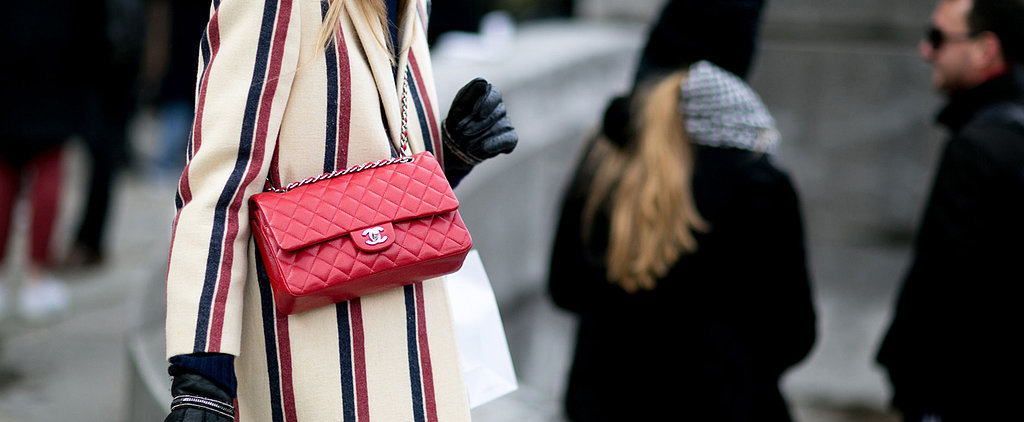 The Crossbody Bag Trend We're Spotting All Over Fashion Week