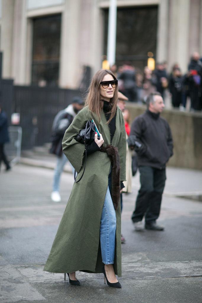 Styling Hacks From Fashion Week Street Style Popsugar Fashion Uk