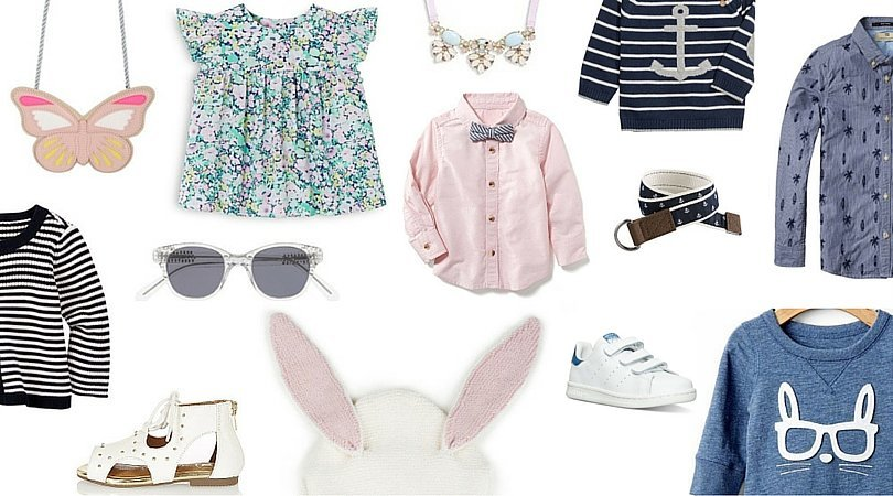 Irresistible Easter Outfits For Kids