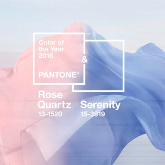 Pantone 2016 Rose Quartz and Serenity Workout Clothes