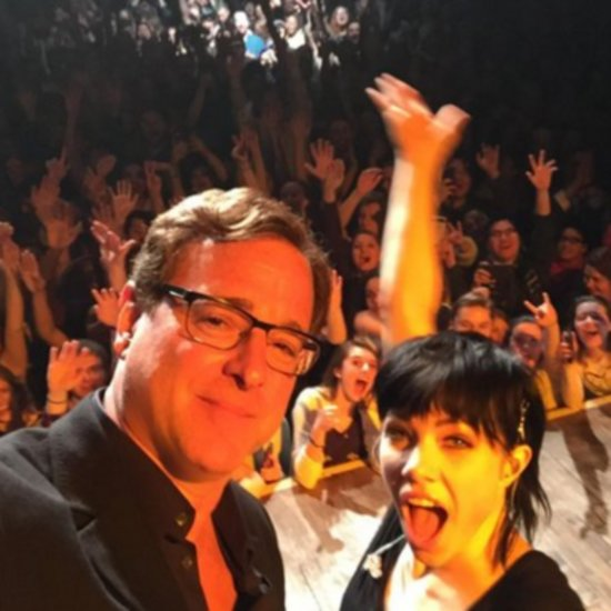 Carly Rae Jepsen and Bob Saget Perform Fuller House Song