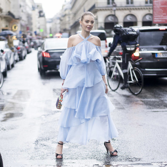 How to Style Ruffles