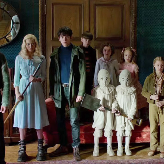 Miss Peregrine's Home For Peculiar Children Movie Trailer