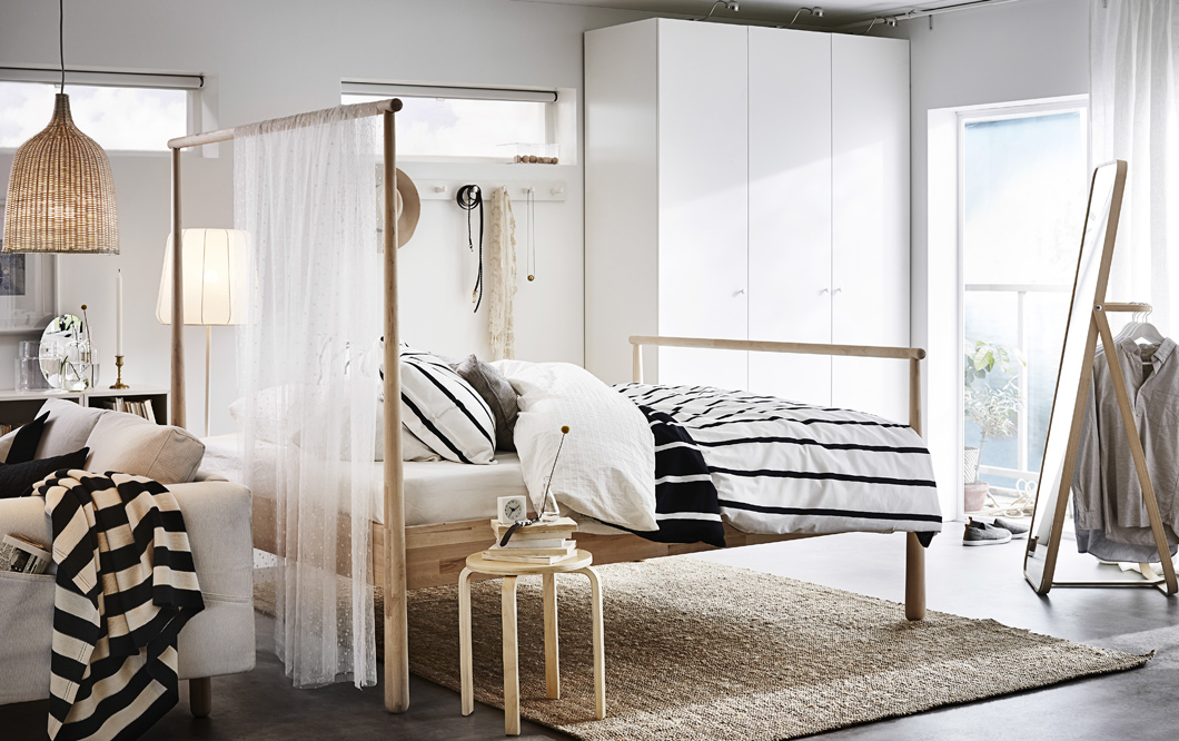 gjora birth bed frame 350 gorgeous ikea bedroom ideas