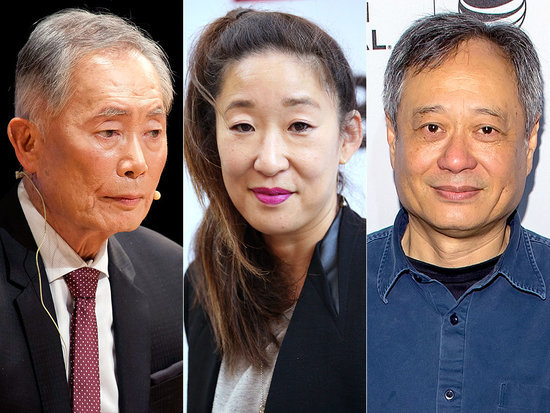 Academy Issues Apology After Ang Lee, Sandra Oh, George Takei Send Letter of Protest Over Oscar Telecast's Asian Jokes