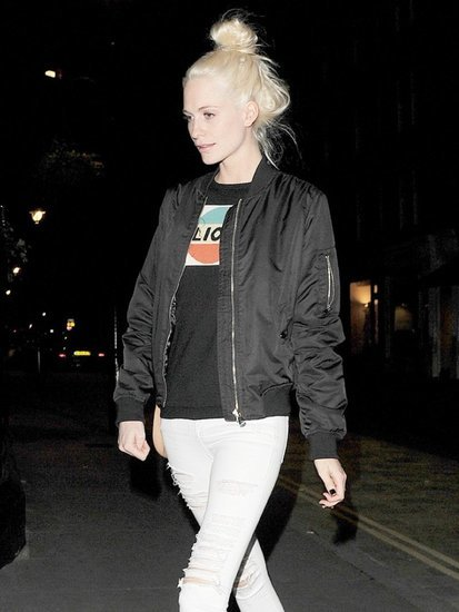 Prepare to Obsess Over Poppy Delevingne's Adorable $65 Sneakers