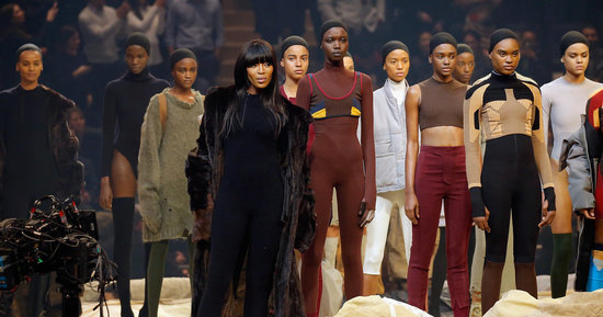 Kanye West Had The Most Diverse Show At Fashion Week, But We've Got A Long Way To Go