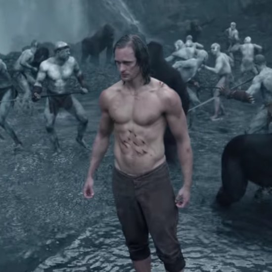 The Legend of Tarzan Trailer