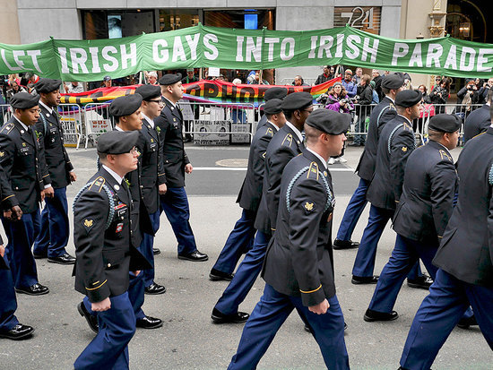 LGBTQ Community Will March in New York's St. Patrick's Day Parade After Ban is Lifted