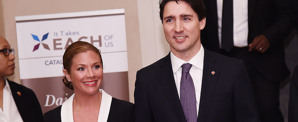 Sophie Grégoire-Trudeau and Claire Underwood Share This 1 Style Secret