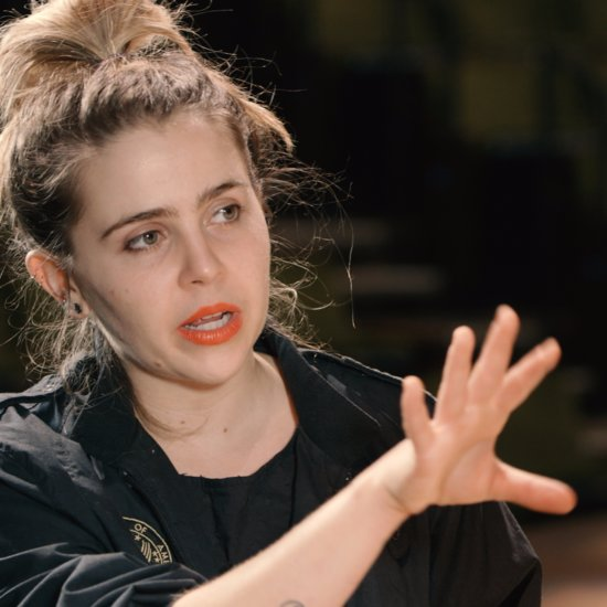 Mae Whitman Interview on The Mystery of Love and Sex