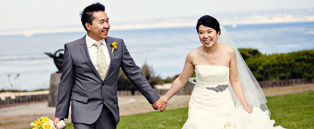 This Is a Perfect Example of How to Pull Off a Beach Wedding Packed With Personality