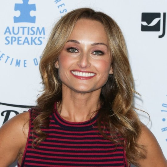 Giada De Laurentiis Childhood Photo