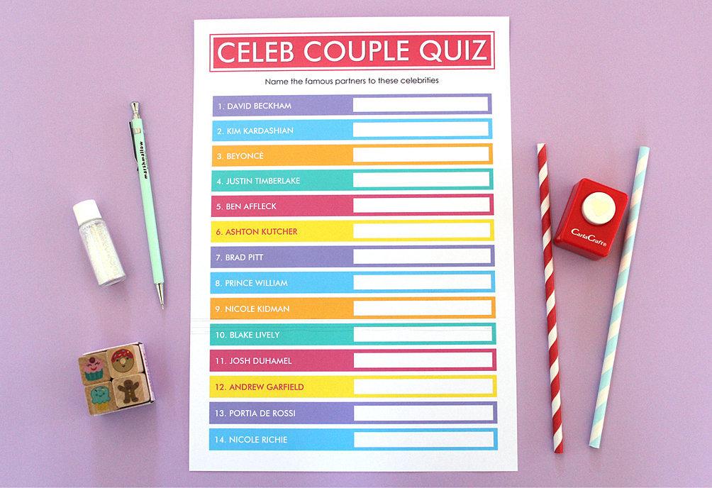 Celebrity santas picture quizzes printable free