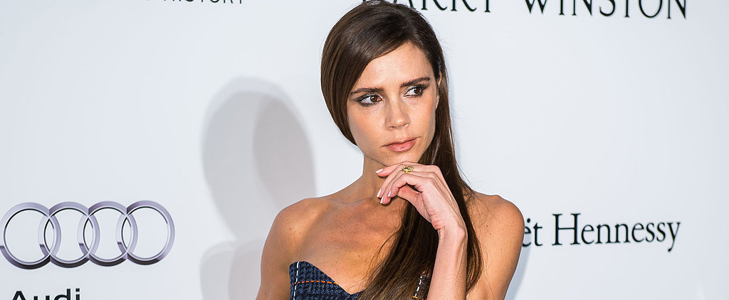No One Wears Victoria Beckham Better Than Posh Herself