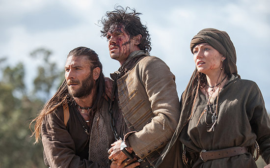 FROM EW: Black Sails Casualty Zach McGowan Speaks Out About 'Traumatic' Death Scene