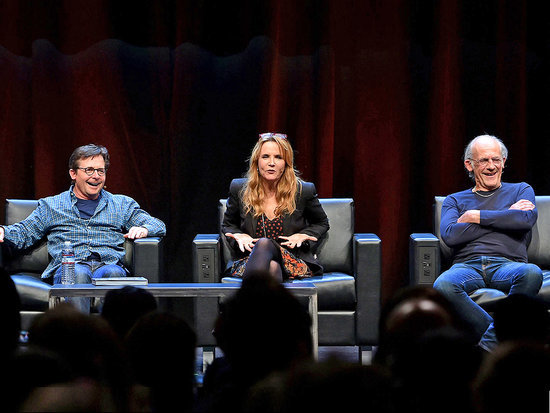 Wheel In the DeLorean: Michael J. Fox, Christopher Lloyd & Lea Thompson Rev Up a Back to the Future Reunion at Silicon Valley Co