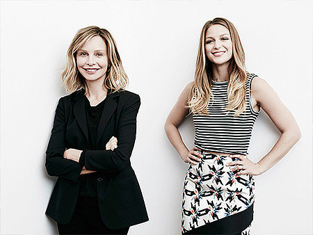 WATCH: How Has Calista Flockhart Inspired Supergirl's Leading Lady?