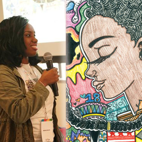 15-Year-Old's Bold Black History Drawing Wins Google's National Doodle Contest