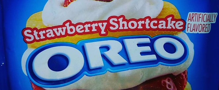 Strawberry Shortcake Oreos Are Happening!