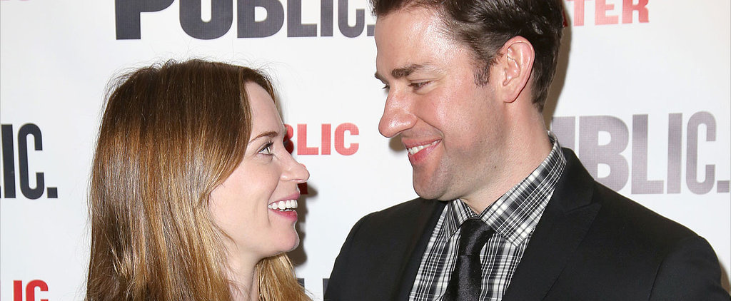 Emily Blunt and John Krasinski Hit Their First Red Carpet Together Since Announcing Baby No. 2