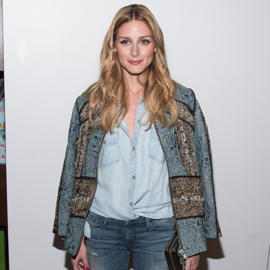 Olivia Palermo Wearing Denim on Denim March 2016