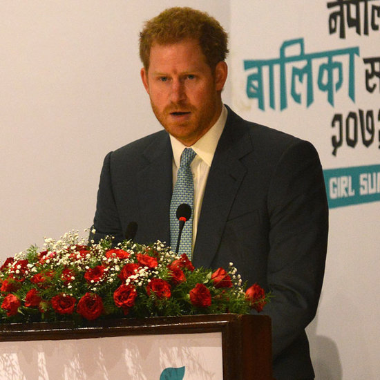 Prince Harry Gives Feminist Speech in Nepal