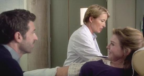 'Bridget Jones's Baby' Trailer Adds McDreamy to the Daddy Drama