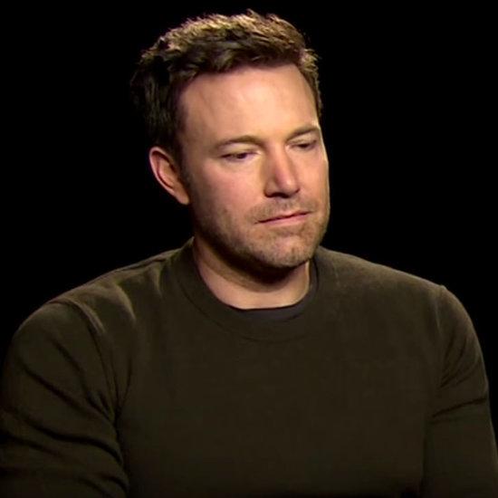Sad Ben Affleck's Batman v Superman Video