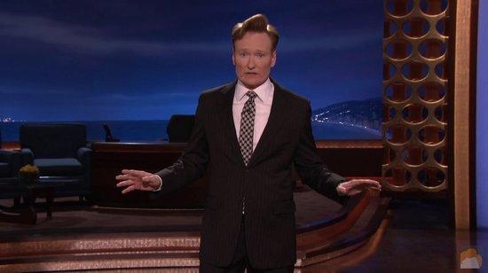 Conan O'Brien: Garry Shandling Saved Me