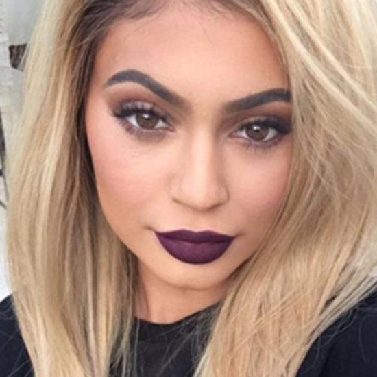 New Kylie Lip Kit Shade Kourt K