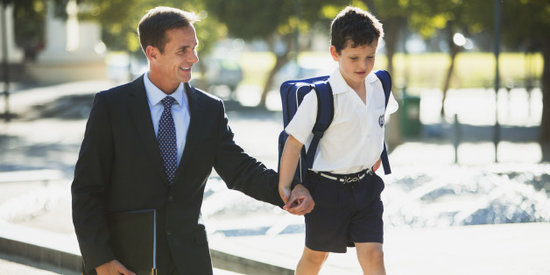 Tips for Bringing Your Child to Work