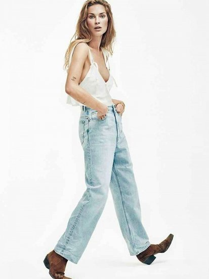 3 Western-Inspired Denim Looks for Spring and Summer
