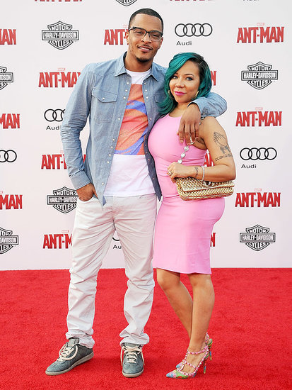 T.I. and Tiny Welcome Third Child Together