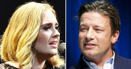 Adele Lashes Out at Celeb Chef Jamie Oliver Over Breastfeeding Comments
