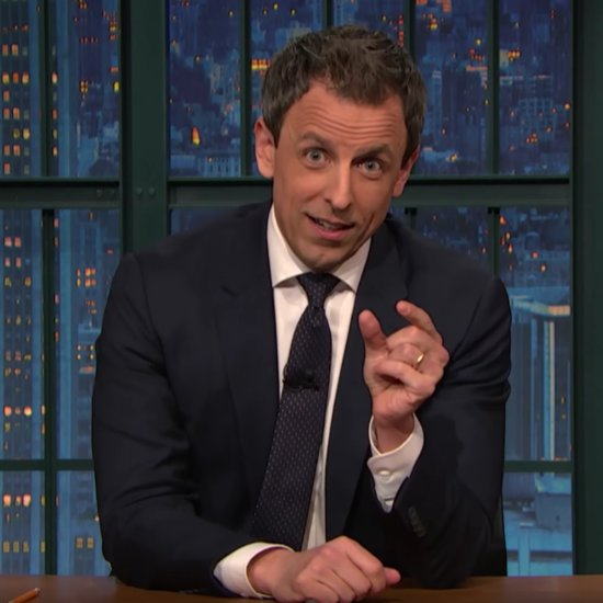 Seth Meyers's Son's Birth Story