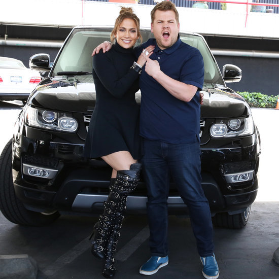Jennifer Lopez Carpool Karaoke Best Moments