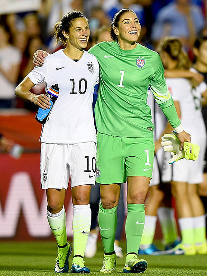 5 Women's National Team Stars File Federal Complaint Against U.S. Soccer, Claiming They're Paid 40 Percent as Much as Men
