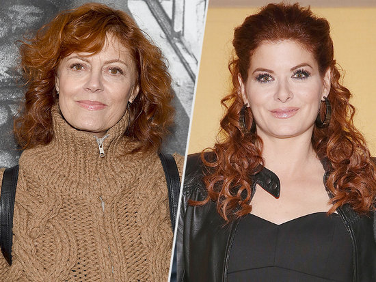 Debra Messing and Susan Sarandon Spar on Twitter Over the Presidential Election - and the Barbs Keep on Coming