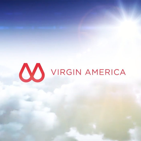 Virgin America's New Logo
