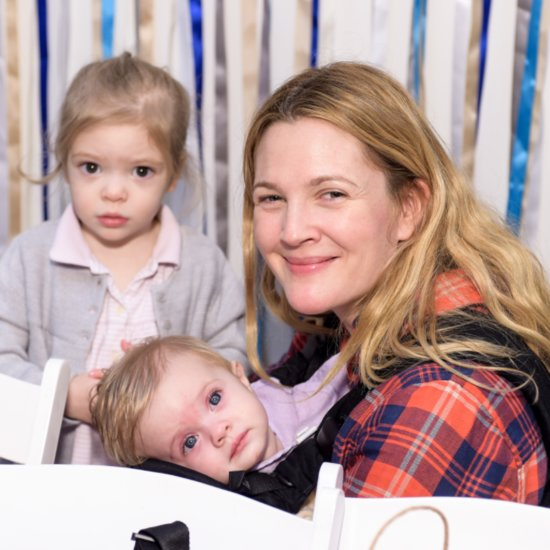 Drew Barrymore Tattoo For Daughters 2016