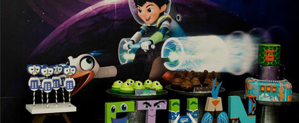 This Miles From Tomorrowland Party Is an Out-of-This-World Way to Celebrate a Birthday