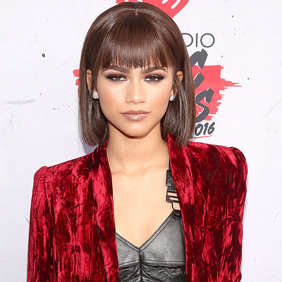 Zendaya's Red Suit at the iHeartRadio Music Awards 2016
