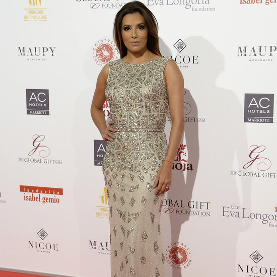 Eva Longoria at the Global Gift Gala 2016