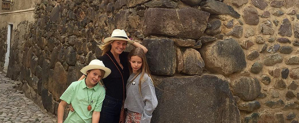 Gwyneth Paltrow Knows This 1 Accessory Always Completes a Vacation Outfit